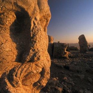 The Mount Nemrut Remains