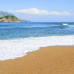 Walk on the Unforgettable Beaches of Montenegro
