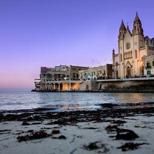 Visit St. Julian's Stunning Shores