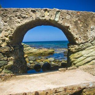 Barcaggio Beach