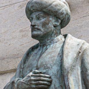 Statue of Suleiman the Magnificent, Edirnekapi