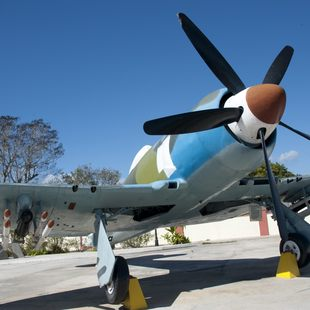 Cuba's Aviation Museum