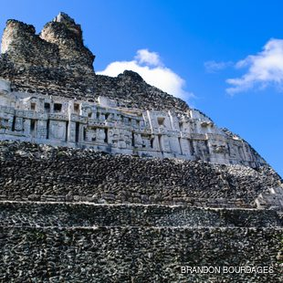 Ruin of temple