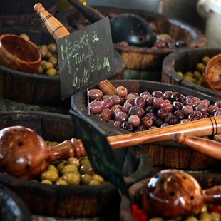 Famous Corsican Olive Oil