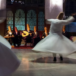 The Dance of the Whirling Dervish