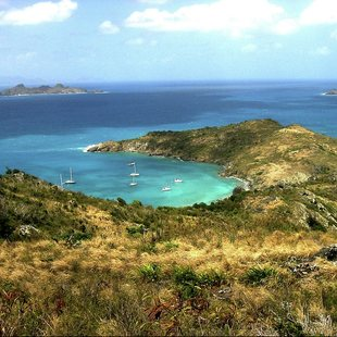Enjoy Incredible Vantage Points of the Leeward Islands