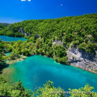 Marvel at the Plitvice Lakes National Park