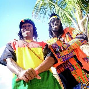 Jamaican street vendors