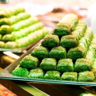 Traditional Turkish Baklava