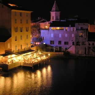 St Florent by Night