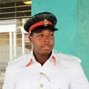 Meet the Friendly Policeman of the Bahamas