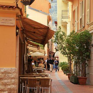 Dine in Style in Monaco