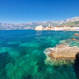 Turquoise Adriatic Waters