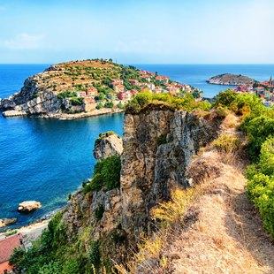 Views from the Black Sea Coast