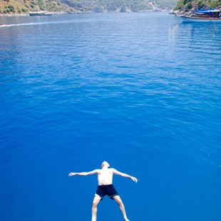 The Warm Waters of the Turkish Riviera