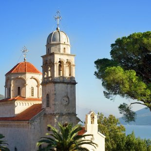 Visit Savina, One of the Oldest Monasteries in Montenegro
