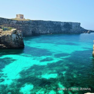 Fall in Love with the Blue Lagoon of Comino