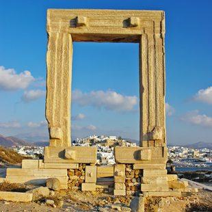 Ruins of Apollo's Temple, Naxos