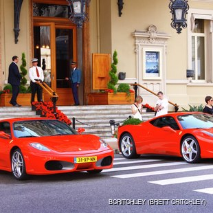 Join the Elite of Monte Carlo Casino