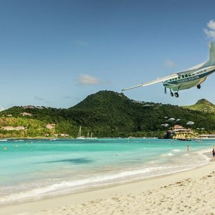 Experience the High Life in St. Barts