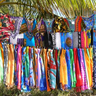 Caribbean clothing store