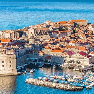 The Adventure Starts at the Port of Dubrovnik