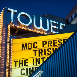Step back in time with the Tower Theatre