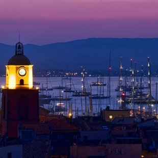 Sample St Tropez Nightlife