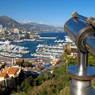 Enjoy Visiting the Peaceful Monaco-Ville