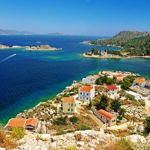 Kastelorizo - beautiful Greek Islands