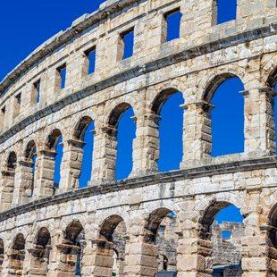 Roman Arena Croatia