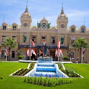Visit Monte Carlo Casino