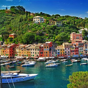 Your Italian Riviera Charter Vacation Begins Here