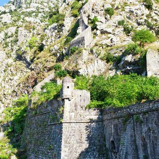 Climb Kotor's Majestic Walls