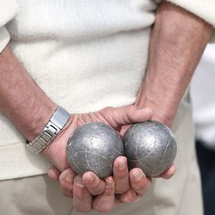 Get sporty with Petanque