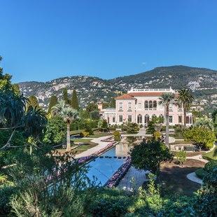 See a work of art at Villa Ephrussi de Rothschild
