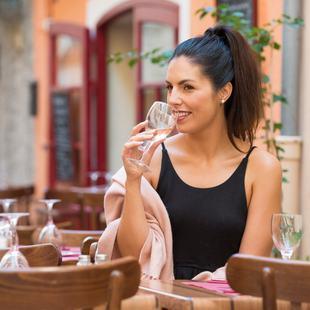 Dine at L'Escale