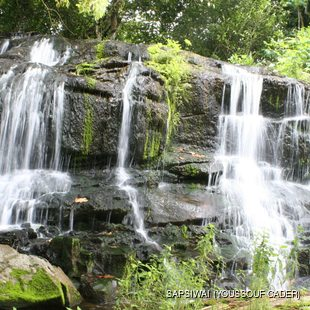 Visit Mahe's Secret Waterfall