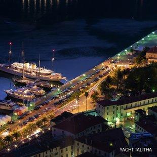 Enjoy an Evening Near the Port of Kotor