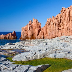 Relax in Rocce Rosse