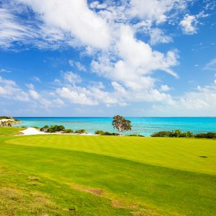 Bring Your Clubs to the Bahamas