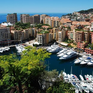 Experience the younger Monaco in Fontvieille