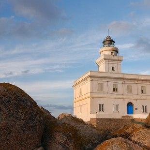 Admire the 'Fari' of Sardinia