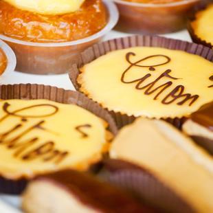 Enjoy citrus treats at quaint cafes