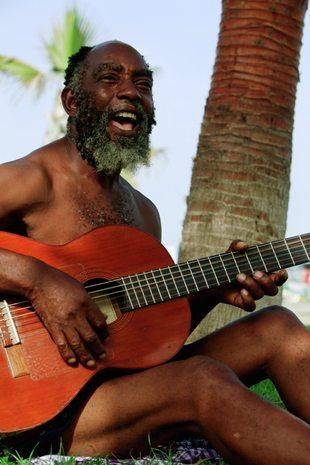 Jamaican guitarist