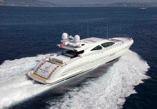 Veni Vidi Vici Charter Yacht at MYBA Charter Show 2015