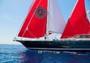 Anamcara Charter Yacht at Palma Superyacht Show 2018