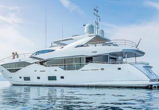 Legende Charter Yacht at Monaco Yacht Show 2019