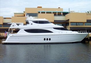 Island Cowboy Charter Yacht at Fort Lauderdale Boat Show 2019 (FLIBS)