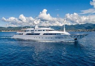 Sokar Charter Yacht at Monaco Yacht Show 2018